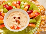 Сладка разядка / дип за плодове